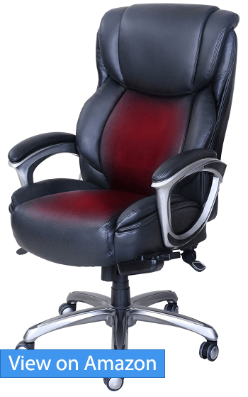 gentherm heated and cooled executive office chair review