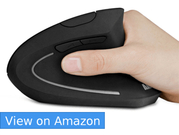 The Best Ergonomic Mouse for 2017- Reviews and Buyer's Guide