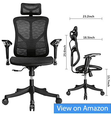 Argomax Mesh Chair EM-EC001 Review  sc 1 st  Ergonomic Trends & The Best Ergonomic Office Chairs for 2017- Reviews and Buyeru0027s ... islam-shia.org